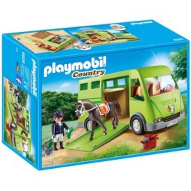 Playmobil Lószállító kocsi 6928 kínálat, 15995 Ft
