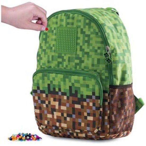 Pixie hátizsák - zöld-fekete kínálat, 7995 Ft