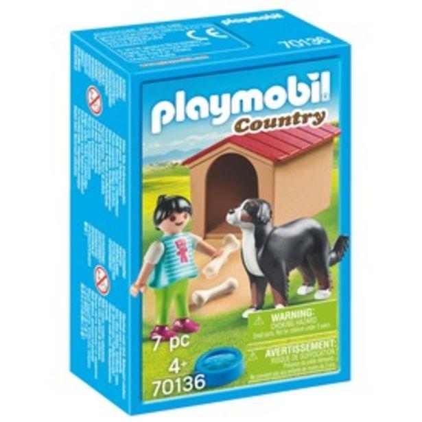 Playmobil Házőrző kutyaházzal 70136 kínálat, 3495 Ft