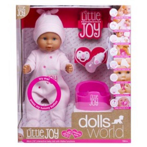Dolls World - interaktív baba kínálat, 29995 Ft