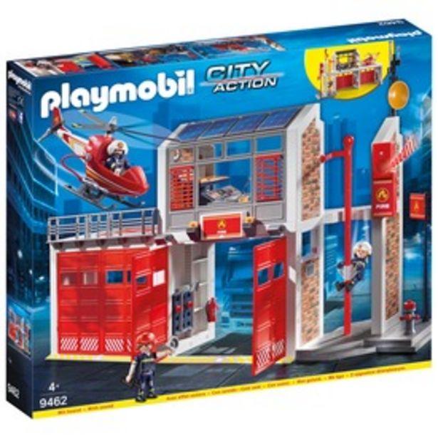 Playmobil óriás tűzoltóállomás 9462 kínálat, 34995 Ft