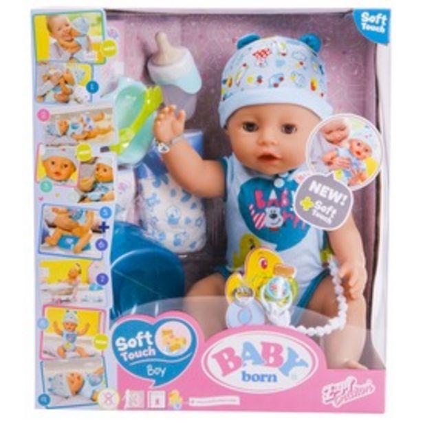 Baby Born interaktív fiú baba - 43 cm kínálat, 21995 Ft