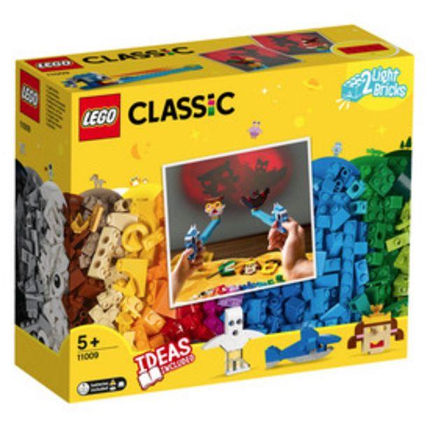 LEGO Classic 11009 Kockák és fények kínálat, 7990 Ft