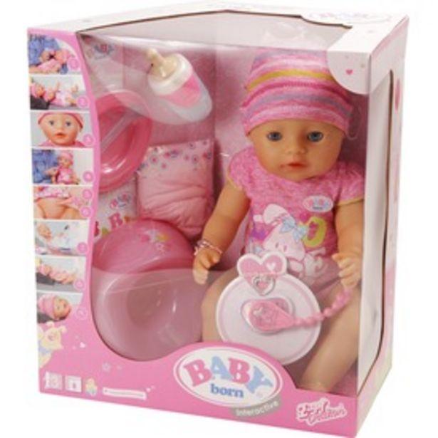 Baby Born nyolcfunkciós lány baba kínálat, 19995 Ft