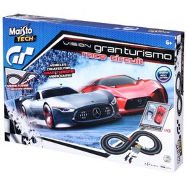 Maisto Tech Vision GT verseny autópálya 1:43 kínálat, 14995 Ft