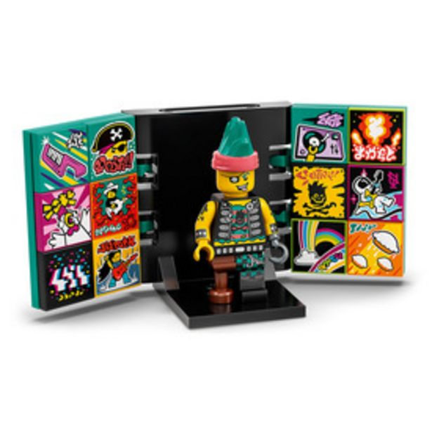LEGO® VIDIYO Punk Kalóz Beatbox 43103 kínálat, 3490 Ft