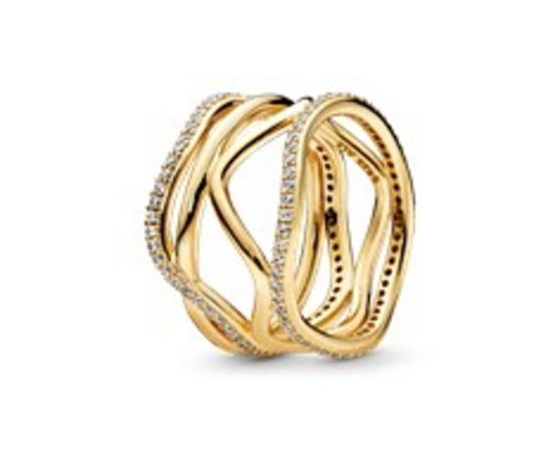 Kavargó vonalak gyűrű kínálat, 41900 Ft
