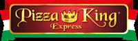 Logo Pizza King